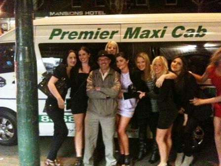 Manly to City  We use and recomend sydney cabbie